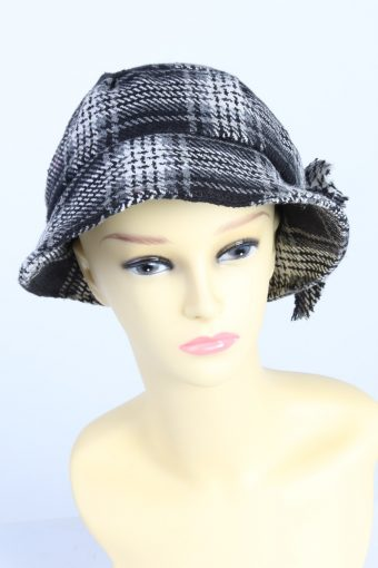 Vintage Ernstings Family Fashion Womens Brim Winter Hat