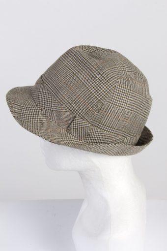 Vintage Peschel 1990s Fashion Mens Trilby Hat Multi HAT1329-126199