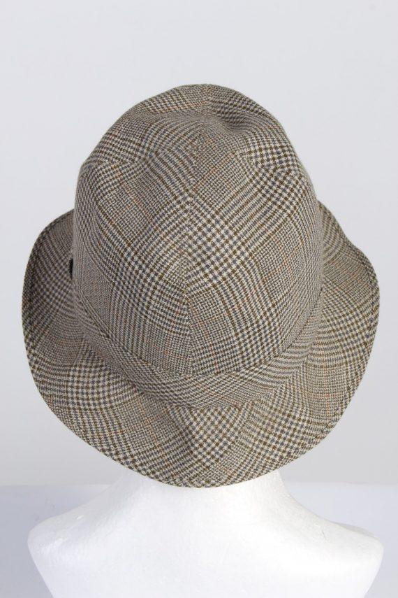 Vintage Peschel 1990s Fashion Mens Trilby Hat Multi HAT1329-126200