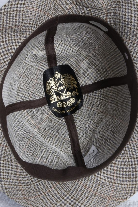 Vintage Peschel 1990s Fashion Mens Trilby Hat Multi HAT1329-126201