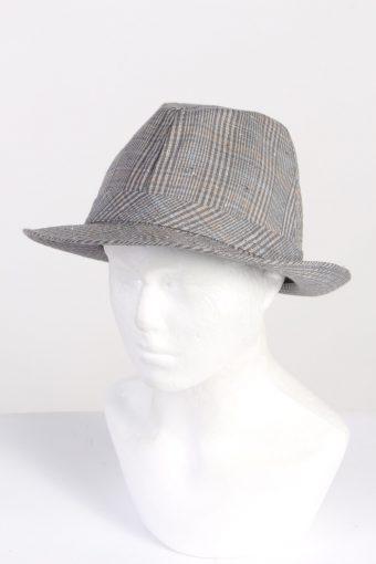 Vintage Fashion Mens Trilby Hat