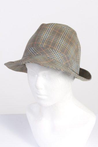 Vintage Mistral Fashion Mens Trilby Hat