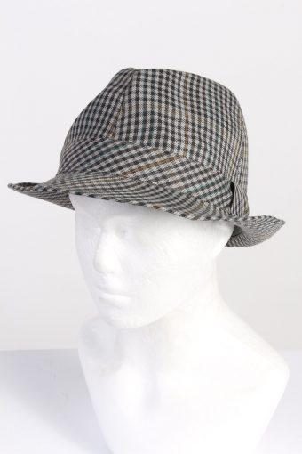 Vintage Westbury Fashion Mens Trilby Hat