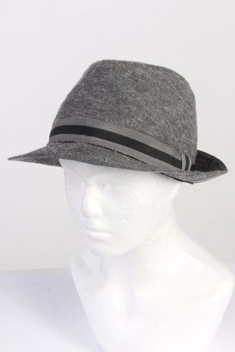 Vintage Chapter Fashion Mens Trilby Hat