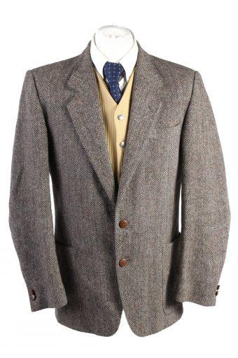 Harris Tweed Blazer Jacket L
