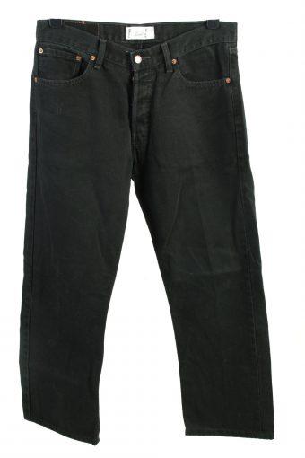 Levi's Denim Jeans Straight Mens W33 L28