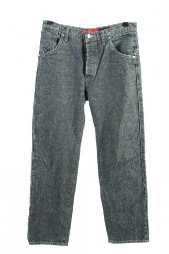 Levi's 501 Denim Jeans Regular Mens W33 L32