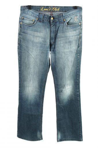 Levi's Denim Jeans Straight Women W34 L34