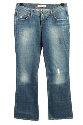 Levi's 572 Denim Jeans Boot Cut Women W29 L32