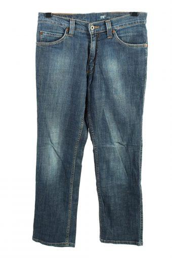 Mustang Denim Jeans Straight Women W30 L30