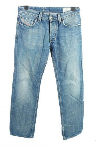 Diesel Larkee Mid Waist Unisex Denim Jeans W33 L34