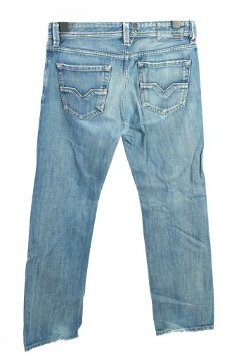 Vintage Diesel Mid Waist Unisex Denim Jeans W33 L34 Blue J4472-124991