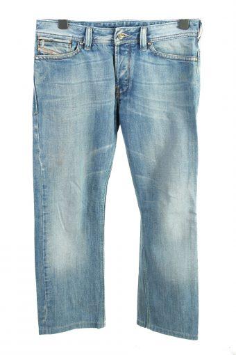 Diesel Rayan Mid Waist Unisex Denim Jeans W34 L30