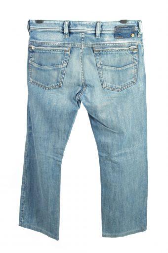 Vintage Diesel Mid Waist Unisex Denim Jeans W34 L30 Blue J4473-124995