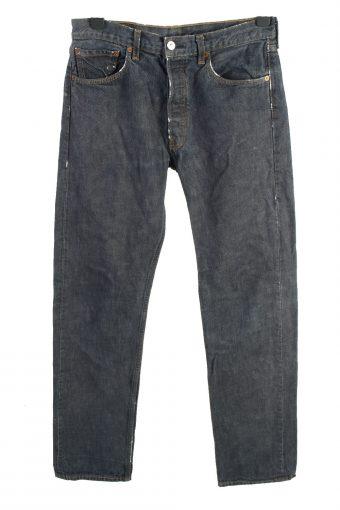 Levi's 501 High Waist Unisex Denim Jeans W32 L34