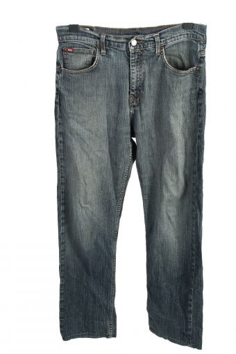 Lee Cooper High Waist Unisex Denim Jeans Regular W34 L315