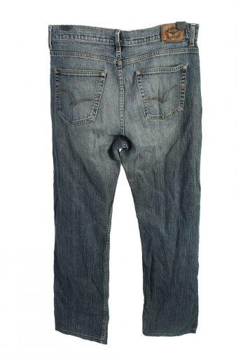 Vintage Lee Cooper High Waist Unisex Denim Jeans W34 L31.5 Blue J4482-125031