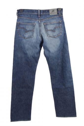 Vintage Lee Cooper Low Waist Unisex Denim Jeans W31 L33 Blue J4496-125946