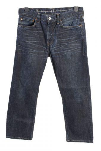 Levi's Lot Mid Wasit Unisex Denim Jeans W32 L28