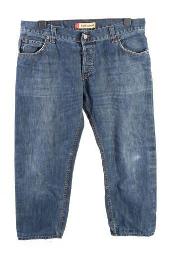 Levi's 506 Standard Mid Waist Unisex Jeans W37 L34