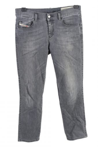 Diesel Mid Waist Unisex Jeans Reg Slim Straight W32 L275