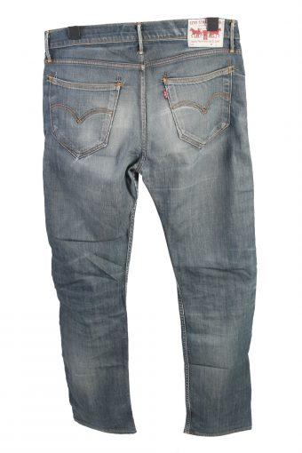 Vintage Levis High Waist Unisex Denim Jeans W34 L33 Mid Blue J4590-126561