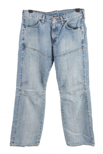 Mustang New Oregon Mid Waist Unisex Jeans W32 L285