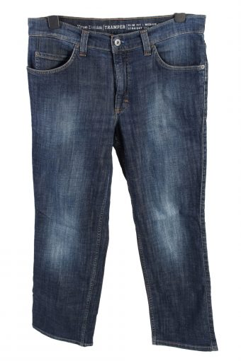 Mustang New Oregon Mid Waist Unisex Jeans W35 L305