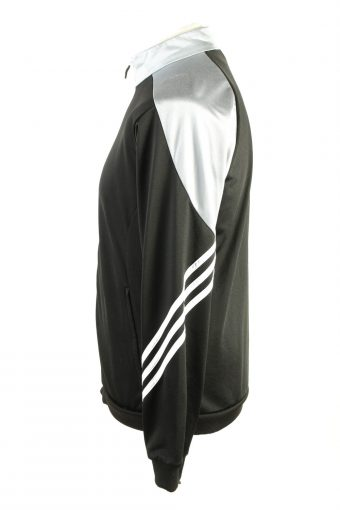 Vintage Adidas Mens Full Zip Tracksuit Top M Multi -SW2532-125519