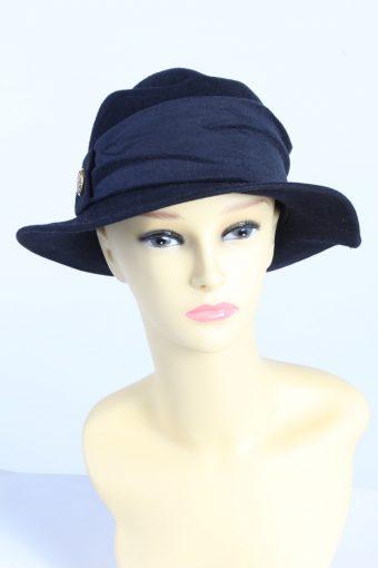 Vintage Lady Like Fashion Womens Trilby Ribbon Hat