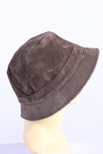 Vintage Esprit 1970s Fashion Womens Brim Hat Brown HAT1376-127008