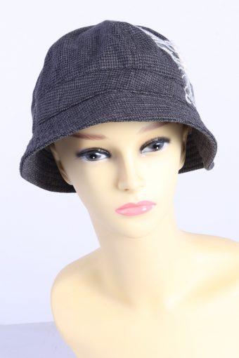 Vintage Fashion Womens Brim Hat