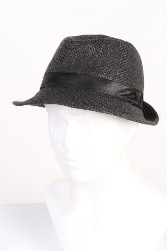 Vintage Fashion Mens Brimmed Straw Summer Hat