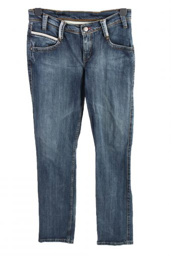 Mustang Stone Washed Mid Waist Denim Jeans W31 L295