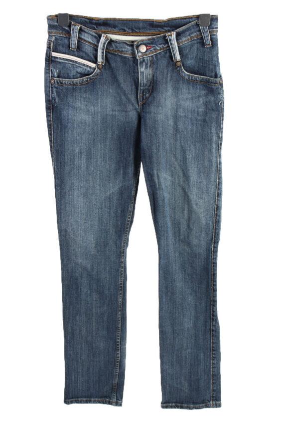 Vintage Levis Mid Waist Womens Denim Jeans W30 L33.5 Mid Blue J4614-0