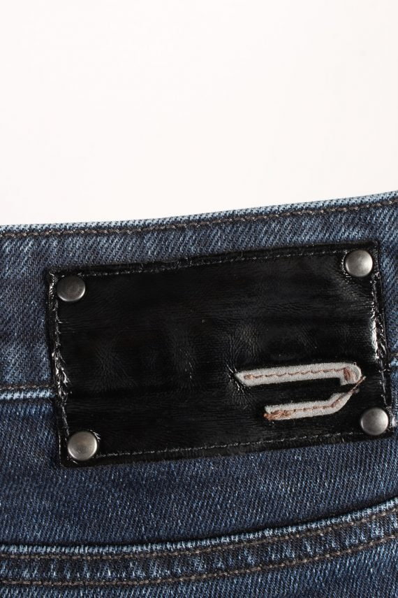 Vintage Diesel Ryoth-n Low Waist Womens Denim Jeans W29 L29.5 Mid Blue J4615-127139