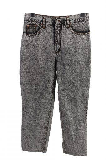 Rica Lewis Mid Waist Straight Fit Mens Jeans W30 L295