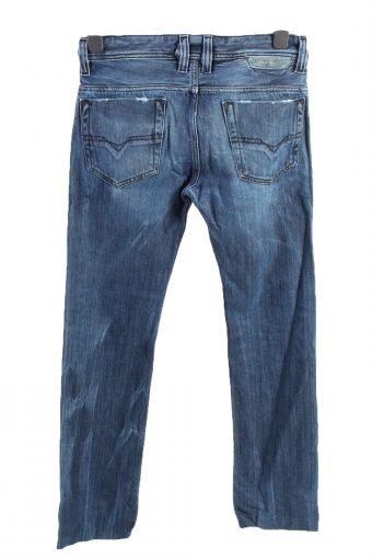 Vintage Diesel Safado Mid Waist Unisex Denim Jeans W30 L33 Mid Blue J4634-127214
