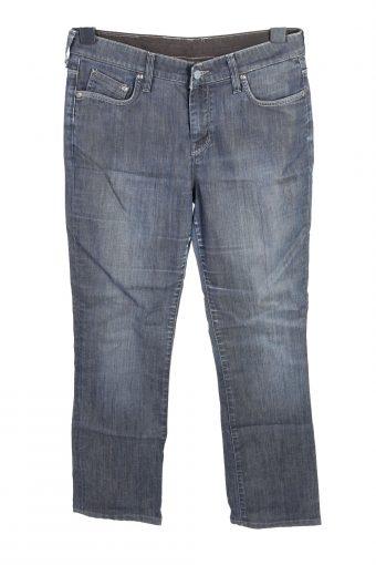 Lee Straight Leg Mid Waist Womens Denim Jeans W30 L285