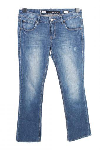 Lee Boot Cut Low Waist Womens Denim Jeans W30 L30