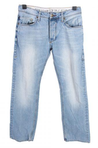 Mustang Michigan Mid Waist Unisex Denim Jeans W31 L30