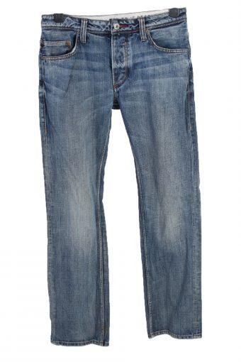 Levi's 751 High Waist Straight Unisex Denim Jeans W35 L24