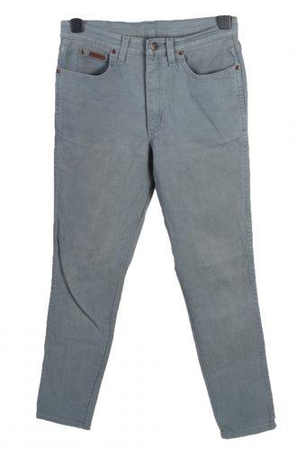 Mustang Mid Waist Straight Leg Unisex Denim Jeans W31 L33