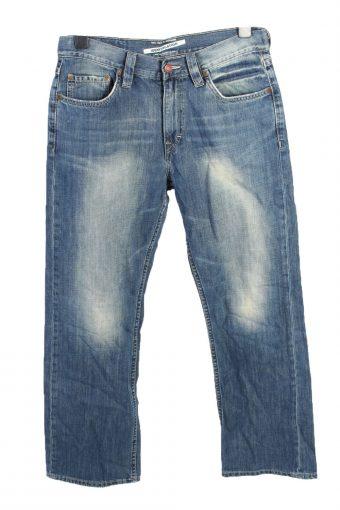 Mustang Herren High Waist Unisex Denim Jeans W32 L34