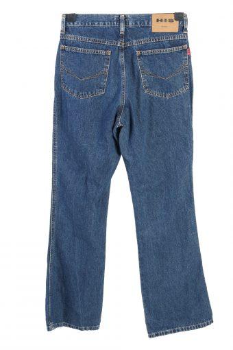 Vintage Henry I. Siegel Mid Waist Womens Denim Jeans W38 L31.5 Mid Blue J4755-129110