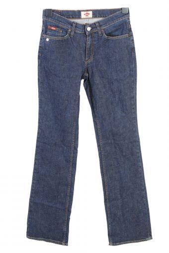 Lee Cooper Low Waist Boot Cut Womens Jeans W28 L335