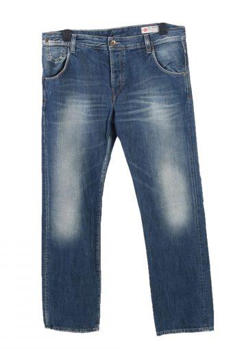 Lee Cooper High Waist Urban Loose Denim Jeans W37 L34
