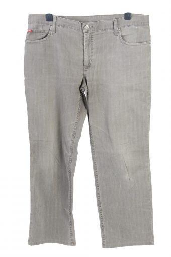 Lee Cooper Mid Waist Straight Leg Jeans W39 L30