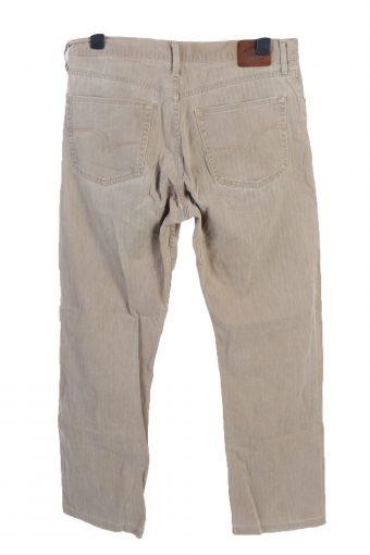 Vintage Lee Cooper High Waist Regular Unisex Jeans W35 L30.5 Beige J4807-129333