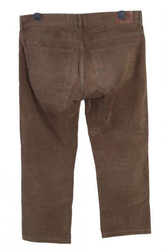 Vintage Lee Cooper Mid Waist Regular Unisex Jeans W36 L27 Brown J4809-129341